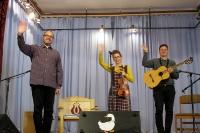 A Lóca együttes Márton napi műsora