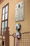 Madarász Károly Emléktábla avatása